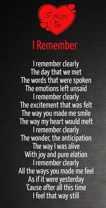 love poem for valentine day