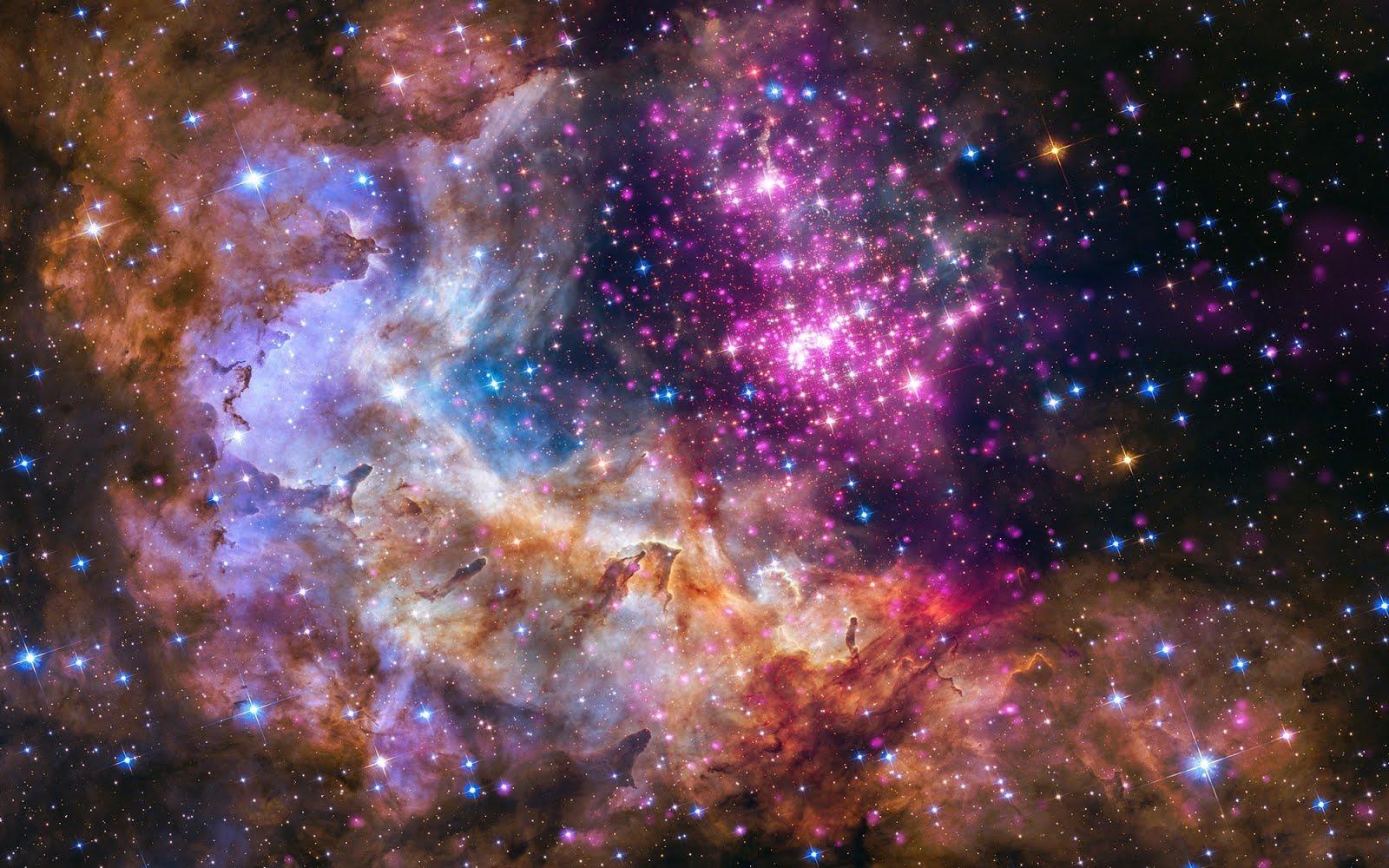Nebulose Diffuse, ricordi dell'universo primordiale