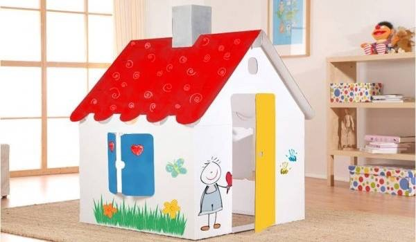 Manualidades - Casas para belenes hechas a mano ...