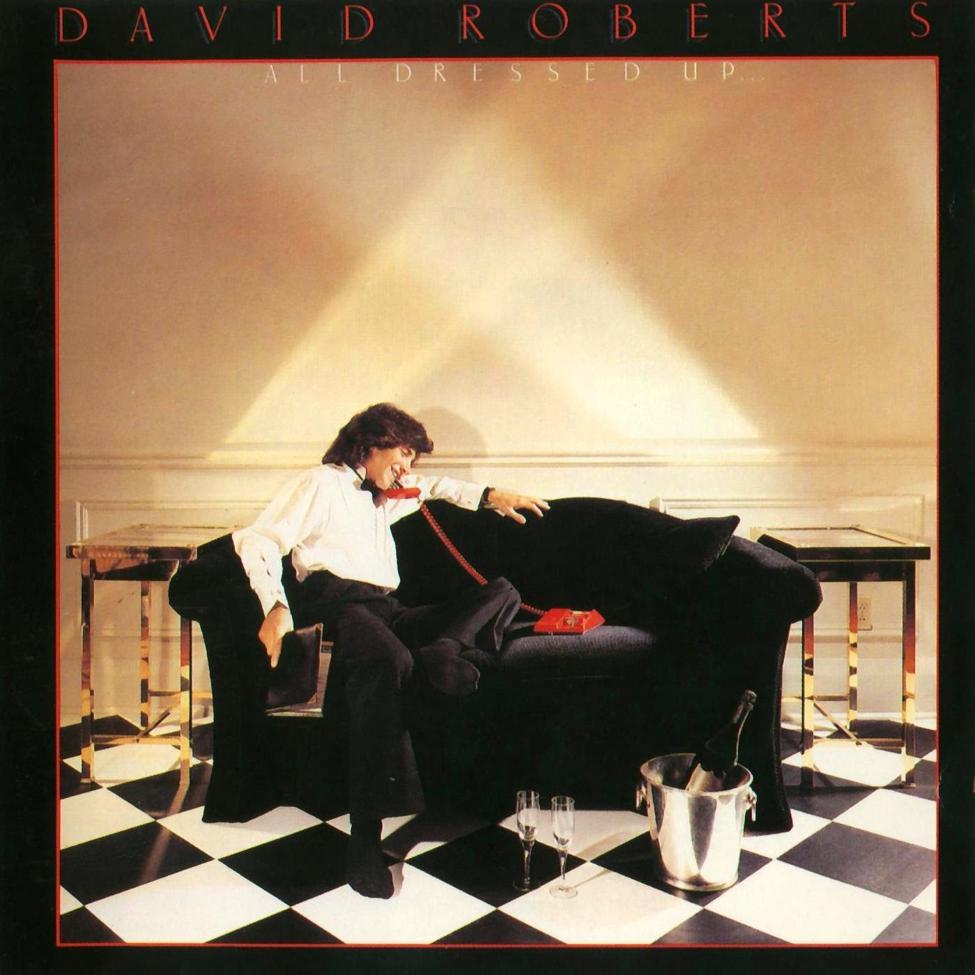 David Roberts All dressep up 1982 aor melodic rock