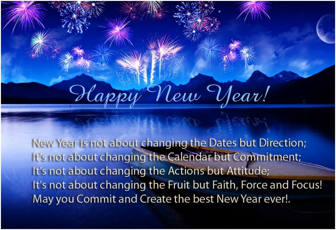 Happy New Year 2018 Wishes And Messages