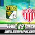 Ver Leon vs Necaxa EN VIVO Gratis ONLINE por (Celular o PC) [FOX SPORTS]