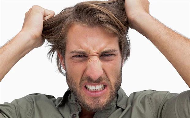 Ingin Berumur Panjang? Kurangi Marah Dan Stress