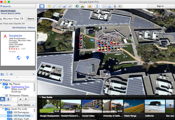 Download Google Earth Pro for Free