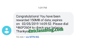 gidimo-free-mtn-150mb-cheat-app