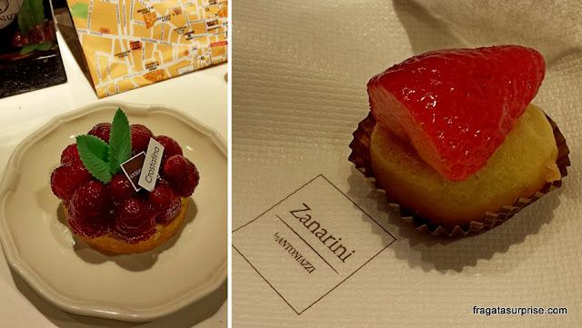 Doces do Café Zanarini, Bolonha