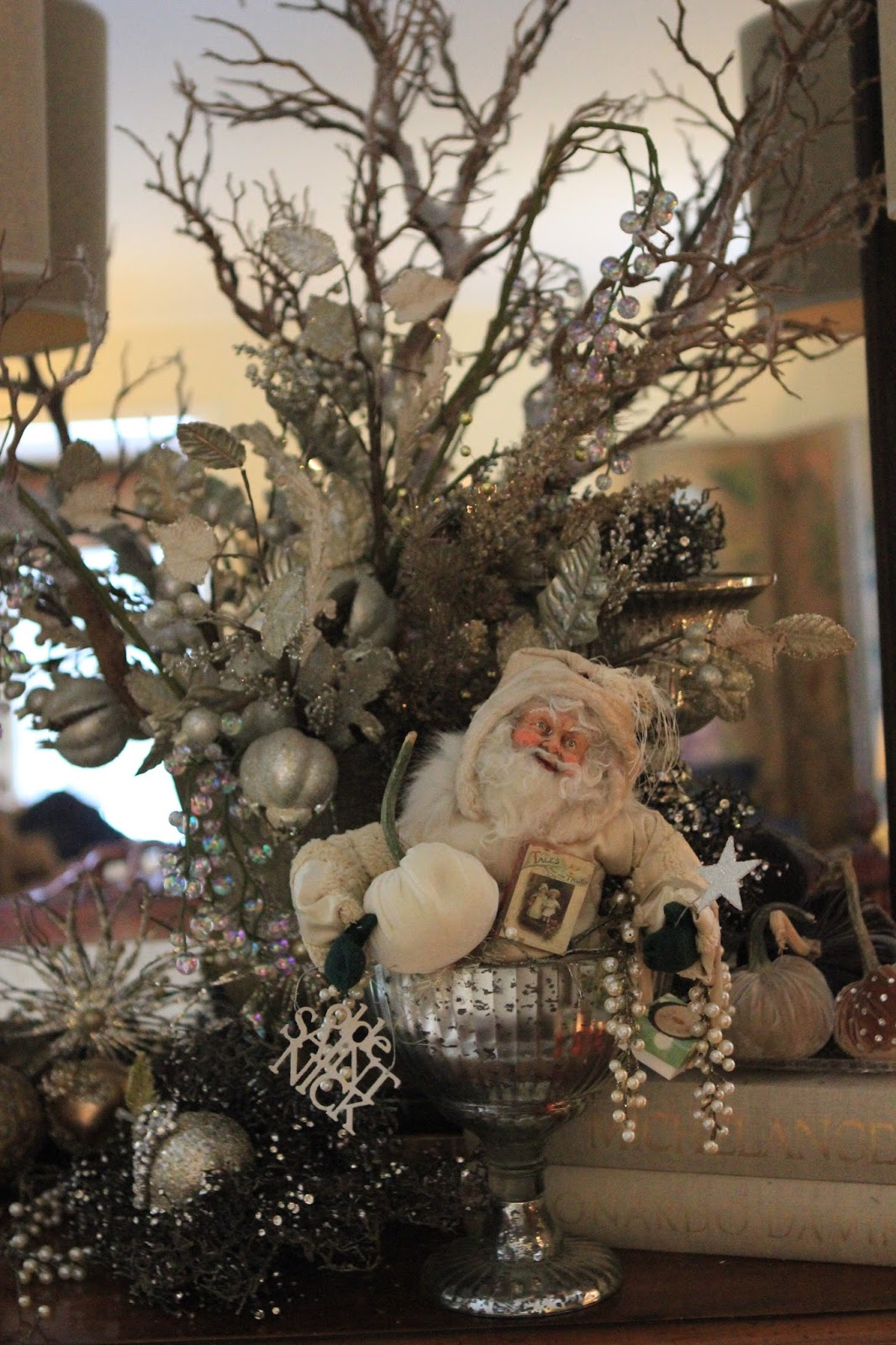 Romancing The Home Christmas Vignettes By My Friend Jill
