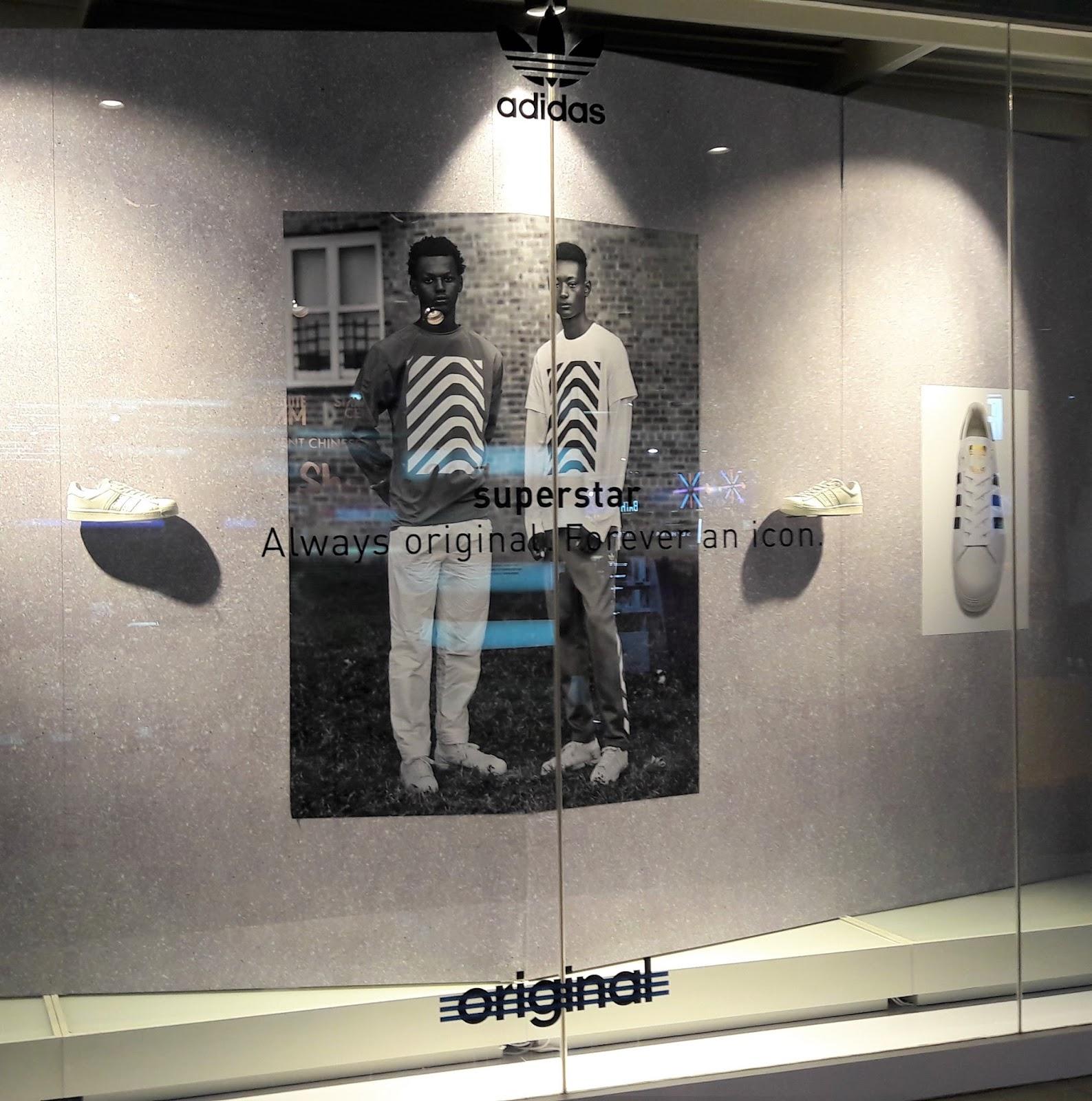 0929f2ee232a1 adidas windows at Siam Center Bangkok