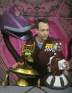 Joel Hodgeson Mystery Science Theater 3000