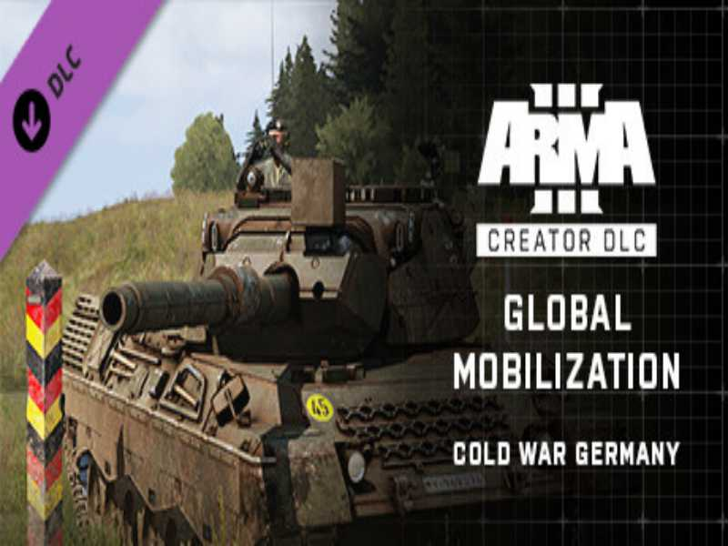 Arma 3 Global Mobilization Cold War Germany Game Free
