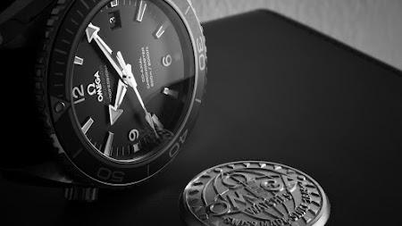 Omega Seamaster Watch desktop