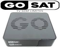 ATUALIZAÇÃO GOSAT S3 MAXX V01.016 - 07/09/2018