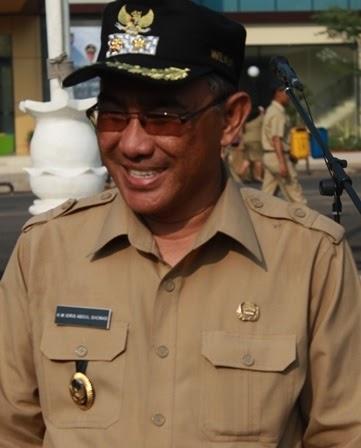 Walikota Terpilih Dilantik 17 Februari 2016