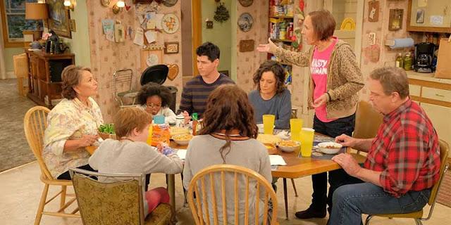 La nueva temporada de la comedia americana 'Roseanne' llega a Neox