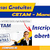 Cursos técnico do CETAM