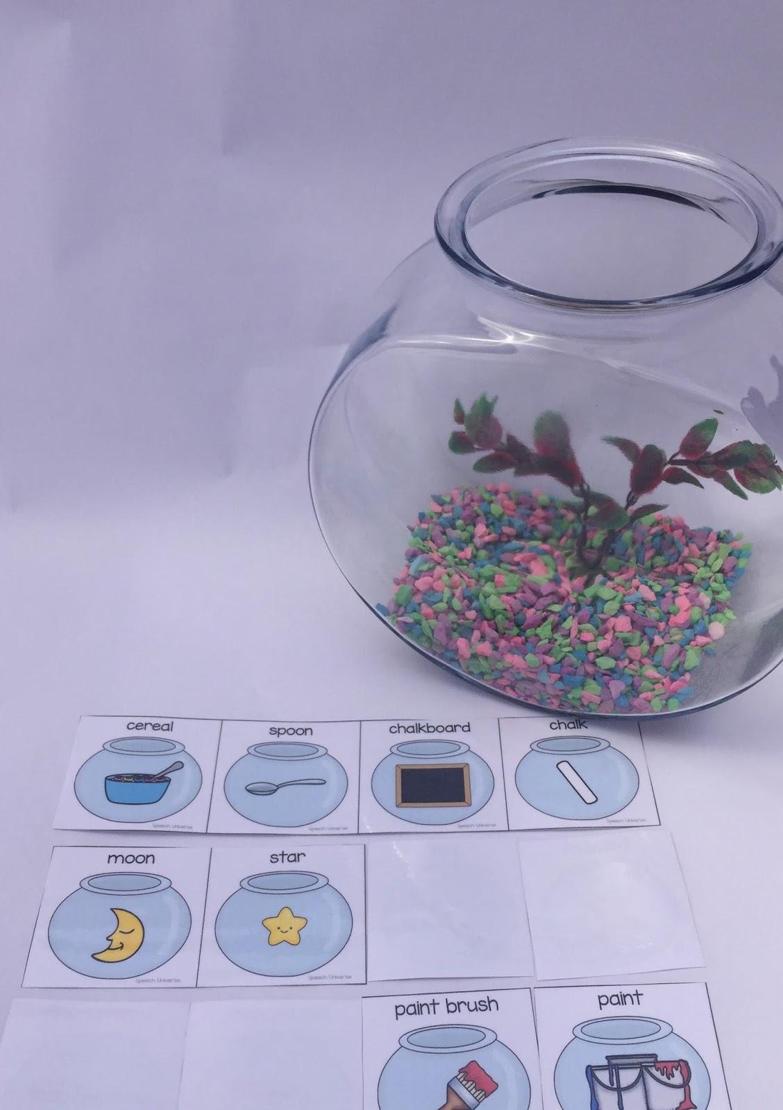 Semantic Fishbowl