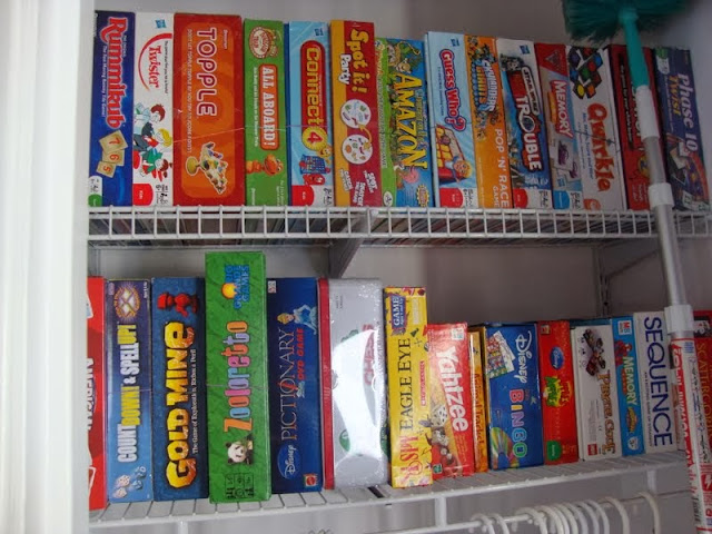 Organizing Ideas For Kids Toys Games And Puzzles