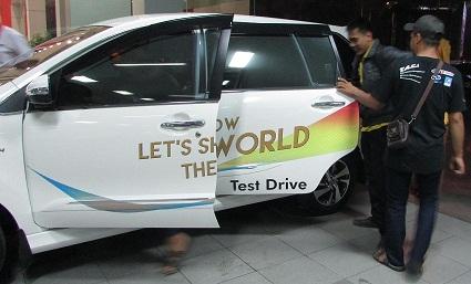 test drive grand new veloz avanza 1.5 2018 dapat tv led harian umum radar karawang