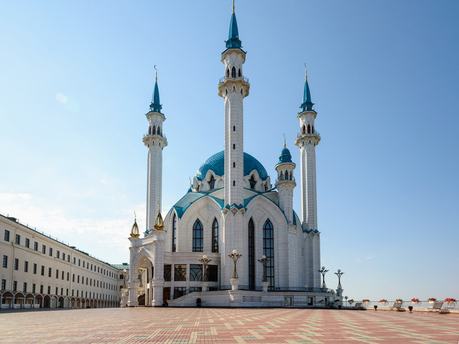 Мечеть Кул-Шариф. Фотография
