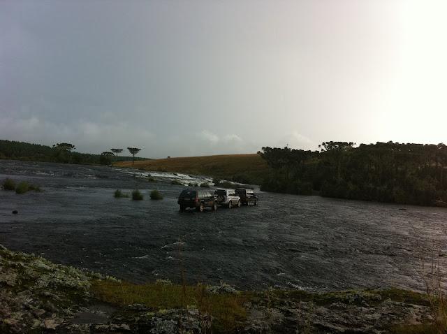 Passo da Ilha São Francisco de Paula RS