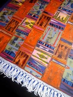 carpet paintings