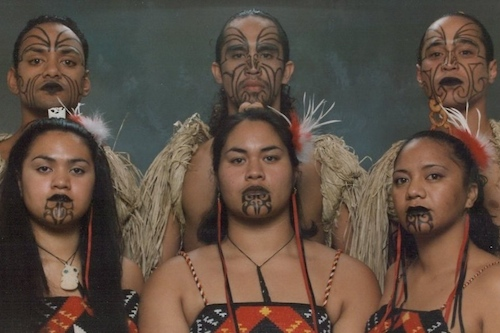 Maori Natives: New Zealand: CULTURAL COHERENCE AND DIVERSITY