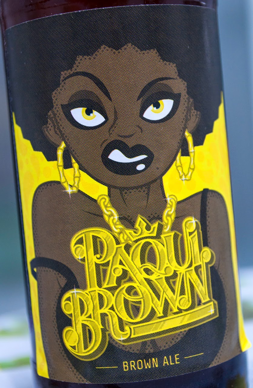 Tyris Paqui Brown