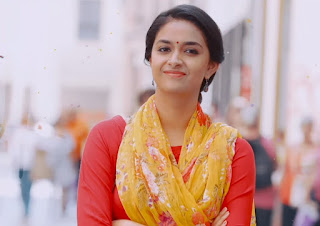 Keerthy Suresh Miss India Team 6