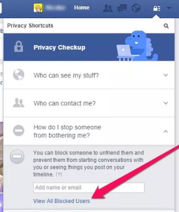 How to Unblock Someone on Facebook 2018