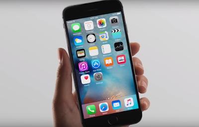 Daftar Perangkat Iphone Yang Mendapat Update IOS 11
