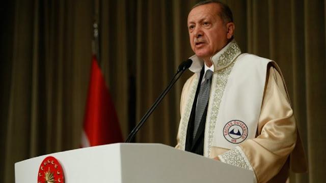 """Η υπόθεση Μπράνσον απέδειξε ότι το καθεστώς στην Τουρκία είναι τσίρκο κι ο Ερντογάν """"κλόουν"""""""