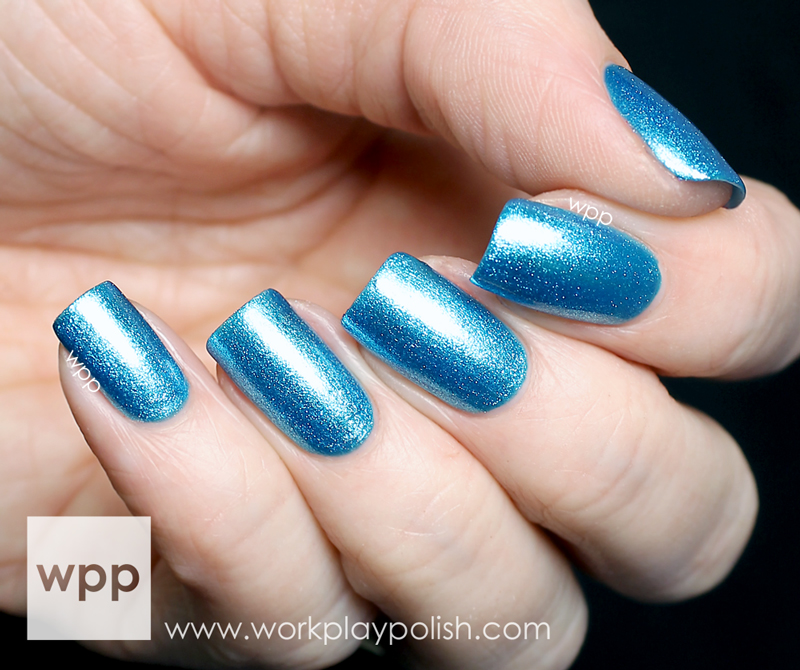 China Glaze So Blue With Out You from the 2013 Happy HoliGlaze Collection