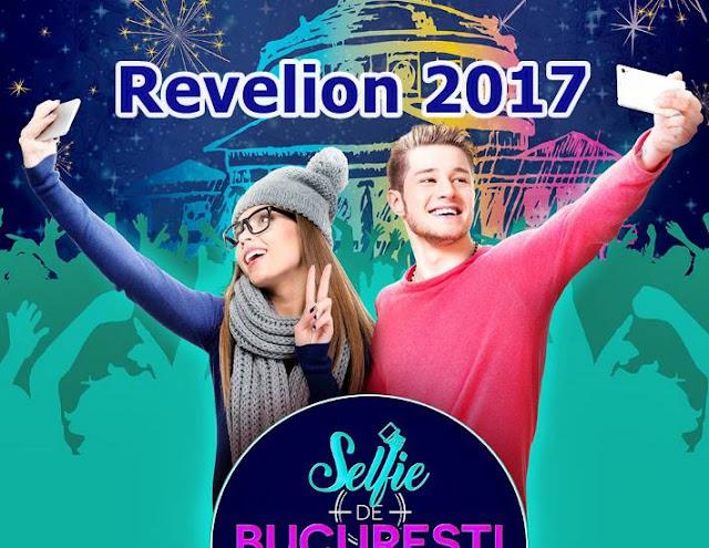artisti si trupe care canta la revelion selfie bucuresti 2017