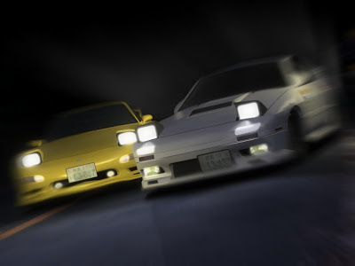 Download Initial D Second Stage