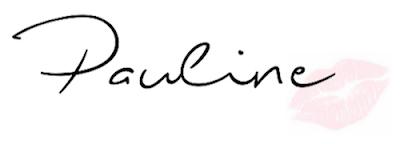 Bisous Pauline