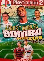 BOMBA PATCH LIBERTADORES 2019 VERSÃO 1 PS2 | Isodows Jogos