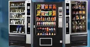 Máquinas vending en toda España