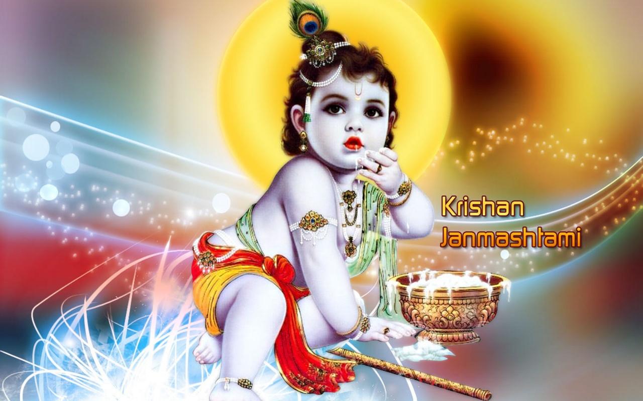 Hindu God Animation Wallpaper Krishna Kaniya Hd Pictures Lovely Lord Krishna Images