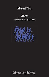 """Poesía de Manuel Vilas, """"Amor"""", poesía de la cotidianeidad, poesía en prosa"""