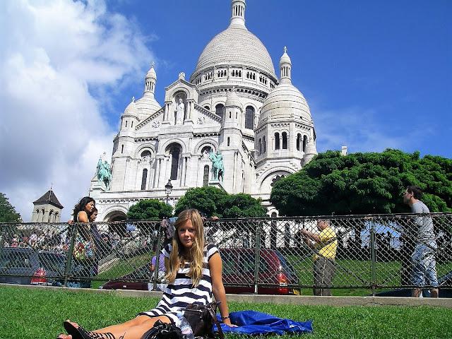 Paris med tonåring