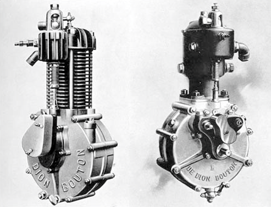 Renault Type A engine