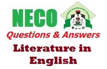 Complete NECO Literature in English Obj Prose Answer 2017 Expo/Runz