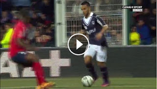 هدف آدم وناس ضد شاتورو في كأس الرابطة الفرنسية