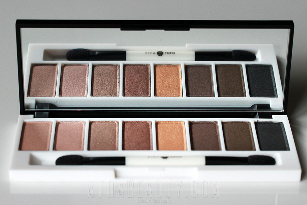 Lily Lolo, Laid Bare Eye Palette