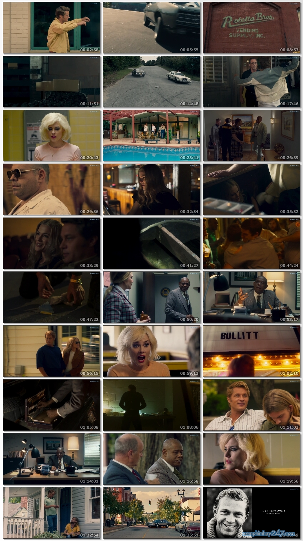 http://xemphimhay247.com - Xem phim hay 247 - Năm Tên Trộm Sa Bẫy (2019) - Finding Steve Mcqueen (2019)