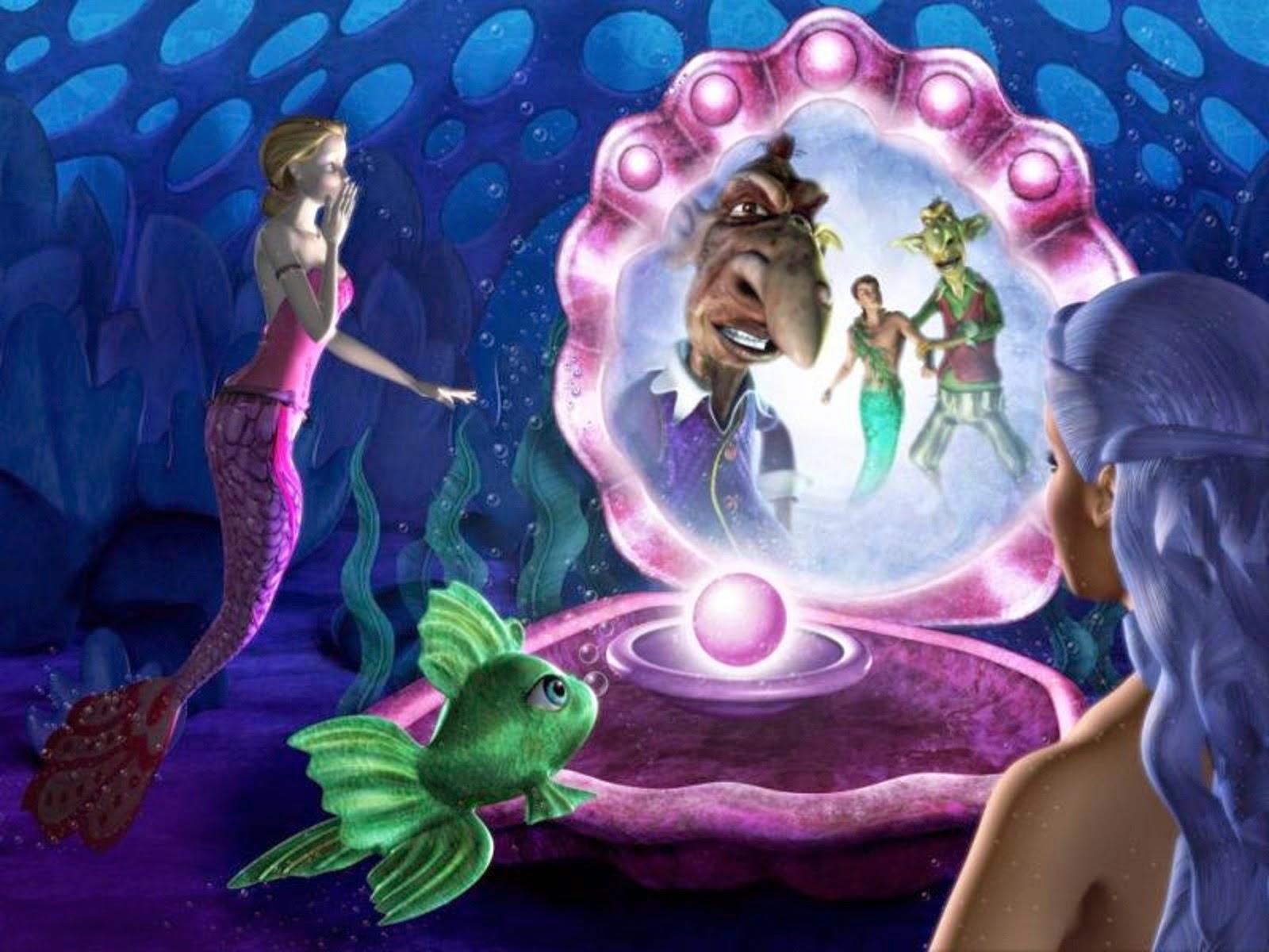 Barbie Fairytopia: Mermaidia (2006) - Watch Barbie Movies
