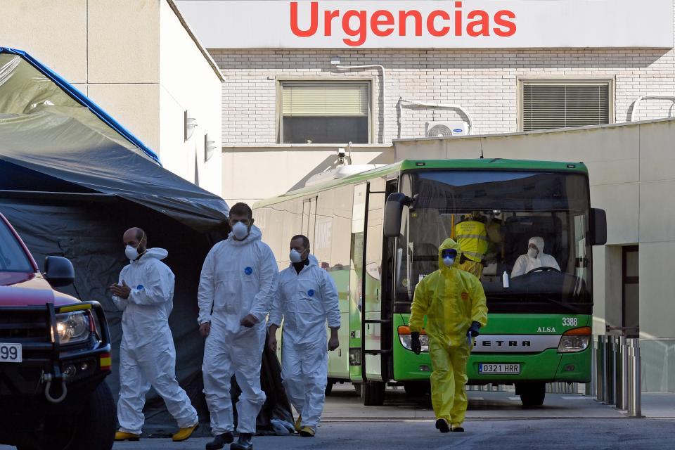Coronavirus en España: registran 430 muertos, un ligero repunte en la cifra diaria