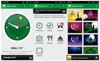 Rekomendasi 6 Aplikasi Ramadhan
