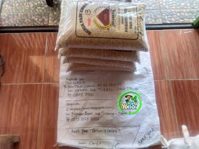 Benih Pesanan   NARTI Tuban, Jatim  (Sebelum Packing)