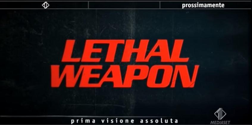 Canzone Mediaset Pubblicità Lethal Weapon, Spot Maggio 2018